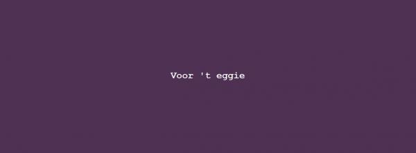 Column Nadine Swagerman – Voor 't eggie