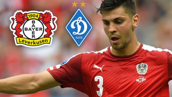Dragovic van Dinamo Kiev naar Leverkusen