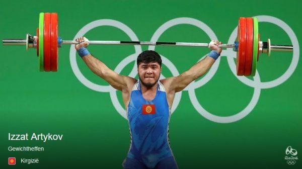 Op doping betrapte gewichtsheffer: 'de Fransen hebben mijn voedsel gesaboteerd'