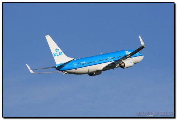 KLM-technici tegen stakingsplannen FNV