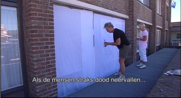 Verzorgingstehuis Egmond aan Zee laat bejaarden lijden.