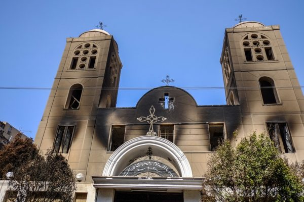 Christenen kunnen kerken bouwen in Egypte