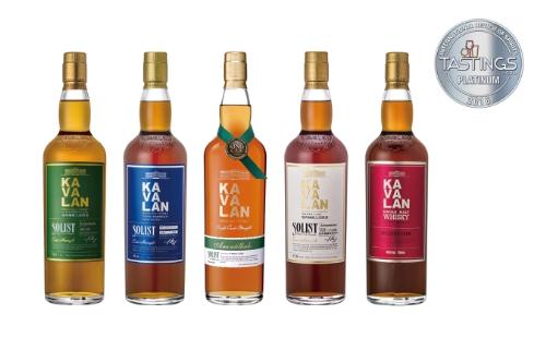 De beste whiskey ter wereld komt uit….. Taiwan