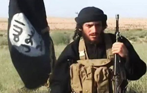 Abu Mohammed al-Adnan is dood!