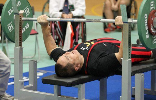 Saoedische gewichtsheffer betrapt op doping tijdens Paralympische Spelen