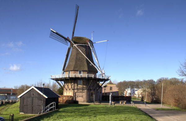 Molenprijs is unieke steun voor Nederlandse molens