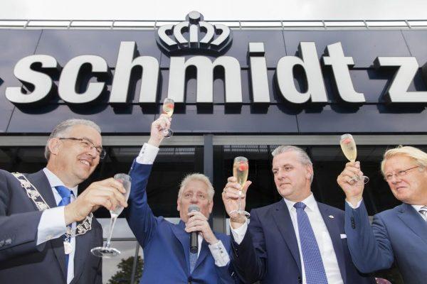 100-jarige Schmidt Zeevis voortaan Koninklijk