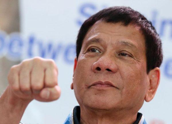 Filipijnse president maakt wederom vrienden