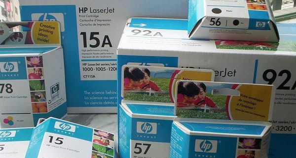 Foutje: Huismerk cartridges HP. niet meer bruikbaar