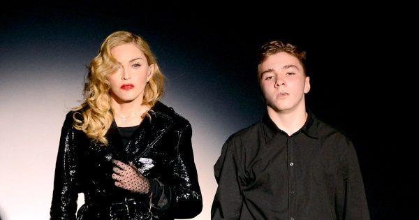 Madonna krijgt zoon niet terug