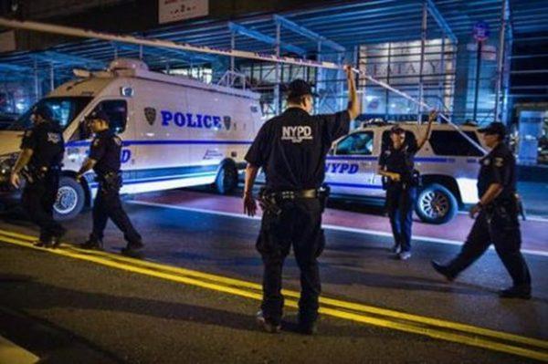 FBI ontkent arrestatie 5 verdachten bomaanslag New York