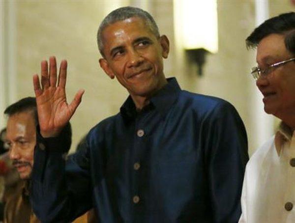 'Hoerenzoon' Obama toch om tafel met Duterte